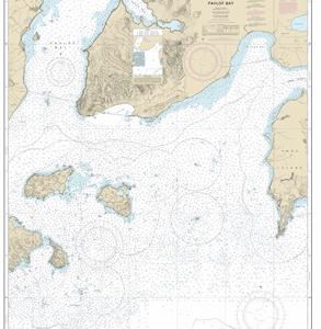 16551 - Unga Island to Pavlof Bay, Alaska Pen.