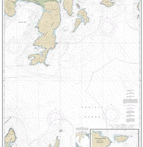 16556 - Chiachi Island to Nagai Island; Chiachi Islands Anchorage