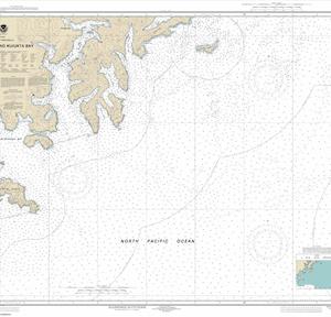 16561 - Mitrofania Bay And Kuiukta Bay