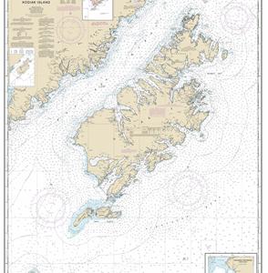 16580 - Kodiak Island;Southwest Anchorage, Chirikof Island