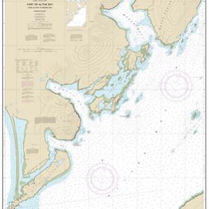 16591 - Alitak Bay-Cape Alitak to Moser Bay