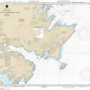 16593 - Chiniak Bay to Dangerous Cape