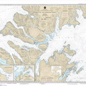 16594 - Marmot Bay and Kupreanof Strait; Whale Passage; Ouzinkie Harbor