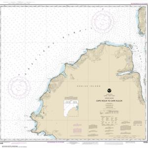 16598 - Cape Ikolik to Cape Kuliuk