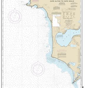 16601 - Cape Alitak to Cape lkolik