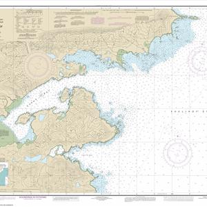 16603 - Kukak Bay, Alaska Peninsula