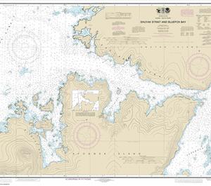 16605 - Shuyak Strait and Bluefox Bay