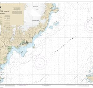 16608 - Shelikof Strait-Cape Douglas to Cape Nuksh