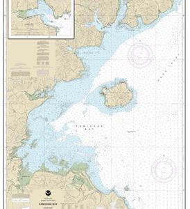 16648 - Kamishak Bay; lliamna Bay