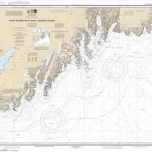 16680 - Point Elrington to East Chugach Island