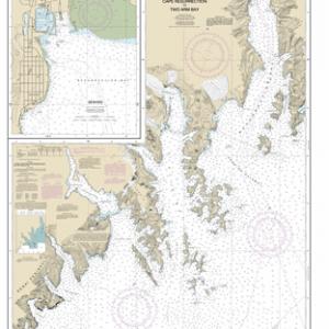 16682 - Cape Resurrection to Two Arm Bay; Seward
