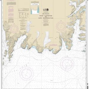16683 - Point Elrington to Cape Resurrection