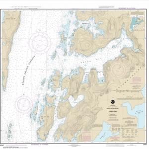 16704 - Drier Bay, Prince William Sound