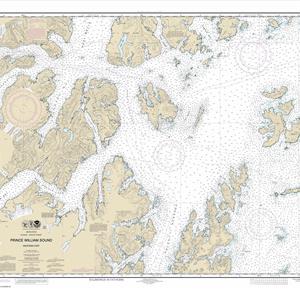 16705 - Prince William Sound-western part