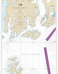 16713 - Naked Island to Columbia Bay
