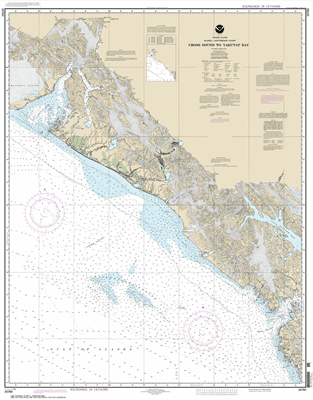 16760 - Cross Sound to Yakutat Bay