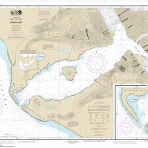 16762 - Lituya Bay; Lituya Bay Entrance