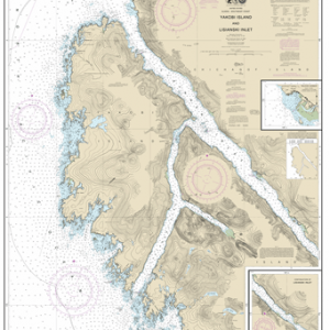 17303 - Yakobi Island and Lisianski Inlet; Pelican Harbor