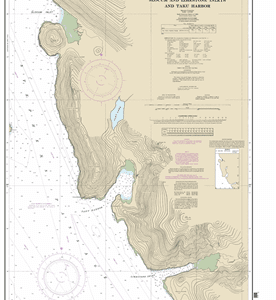 17314 - Slocum and Limestone Inlets and Taku Harbor
