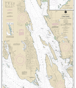 17316 - Lynn Canal-Icy Strait. to Point Sherman; Funter Bay; Chatham Strait