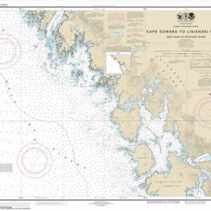 17321 - Cape Edward to Lisianski Strait, Chichagof Island