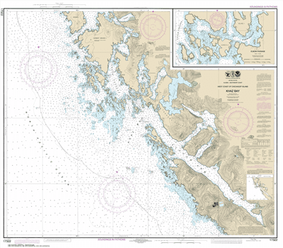 17322 - Khaz Bay, Chichagof Island Elbow Passage