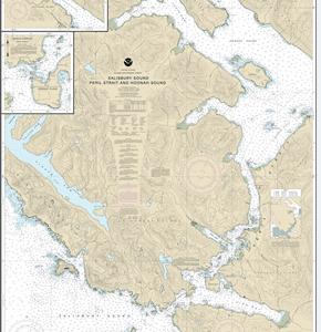 17323 - Salisbury Sound, Peril Strait and Hoonah Sound