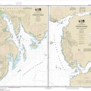 17363 - Pybus Bay, Frederick Sound; Hobart and Windham Bays, Stephens Passage