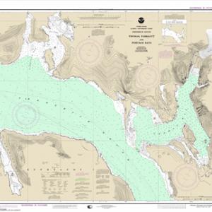 17367 - Thomas, Farragut, and Portage Bays, Frederick Sound