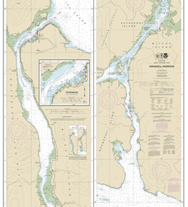17375 - Wrangell Narrows; Petersburg Harbor