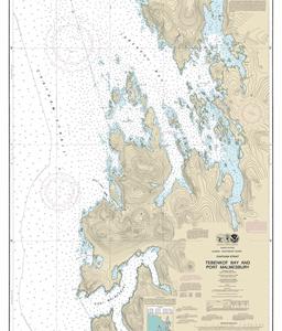 17376 - Tebenkof Bay and Port Malmesbury