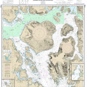 17382 - Zarembo Island and approaches; Burnett Inlet, Etolin Island; Steamer Bay