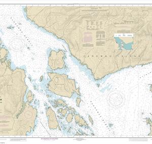17383 - Snow Passage, Alaska