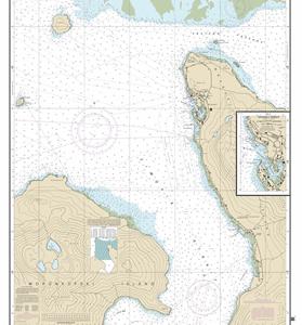 17384 - Wrangell Harbor and approaches; Wrangell Harbor