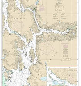 17385 - Ernest Sound-Eastern Passage and Zimovia Strait; Zimovia Strait