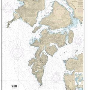 17406 - Baker, Noyes, and Lulu Islands and adjacent