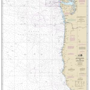 18007 - San Francisco to Cape Flattery