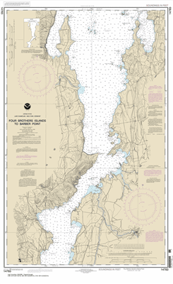 14783 - Four Brothers Islands to Barber Point