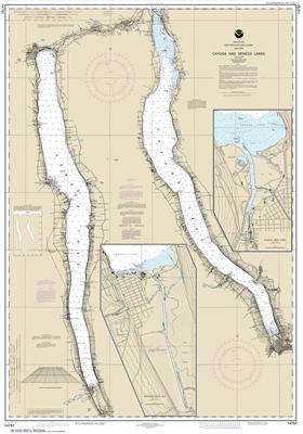 14791 - Cayuga and Seneca Lakes; Watkins Glen; Ithaca