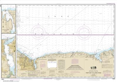 14804 - Port Bay to Long Pond; Port Bay Harbor; Irondequoit Bay