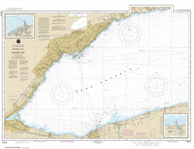 14810 - Olcott Harbor to Toronto; Olcott and Wilson Harbors
