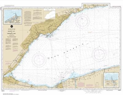 14810 - Olcott Harbor to Toronto; Olcott and Wilson Harbors