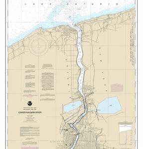 14816 - Lower Niagara River