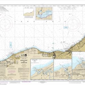 14826 - Moss Point to Vermilion; Beaver Creek; Vermilion Harbor; Rocky River