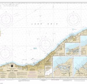 14829 - Geneva to Lorain; Beaver Creek; Rocky River; Mentor Harbor; Chagrin River