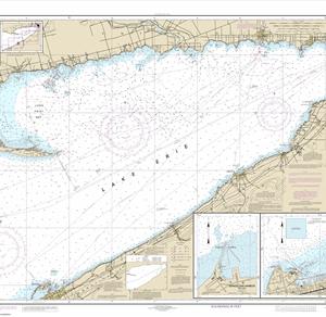 14838 - Buffalo to Erie; Dunkirk; Barcelone Harbor
