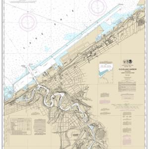 14839 - Cleveland Harbor, including lower Cuyahoga River