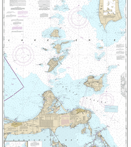 14844 - Islands in Lake Erie; Put-In-Bay