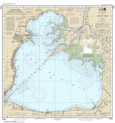 14850 - Lake St. Clair
