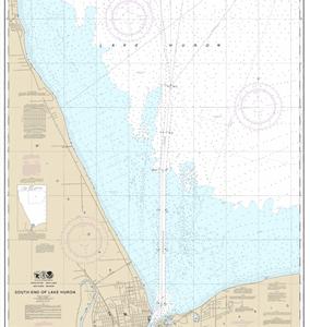 14865 - South End of Lake Huron